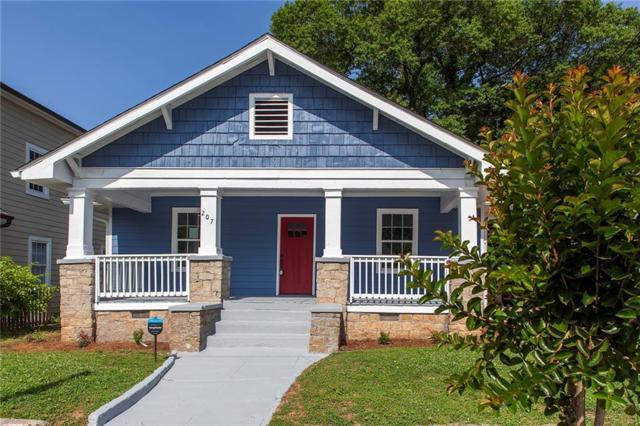207 Laurel Avenue SW, Atlanta, GA 30314 (MLS #6555342) :: RE/MAX Paramount Properties