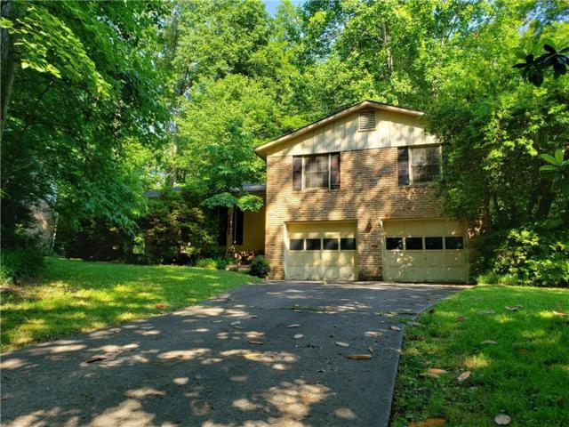 45 Old Farm Road, Marietta, GA 30068 (MLS #6555360) :: The Heyl Group at Keller Williams