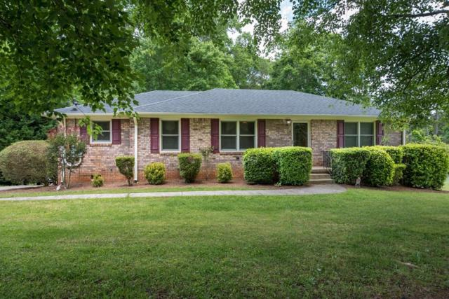 3379 Shadowridge Drive SW, Marietta, GA 30008 (MLS #6555361) :: The Zac Team @ RE/MAX Metro Atlanta