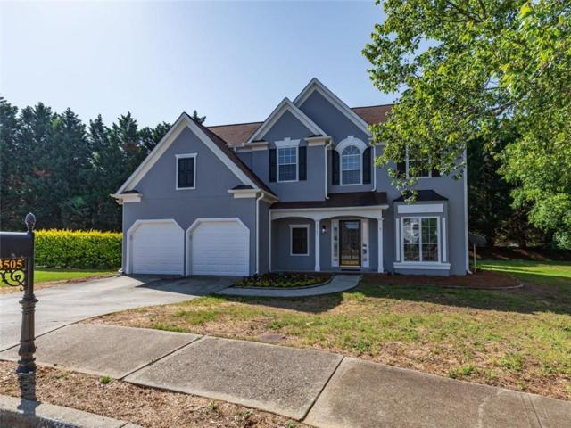 3505 Berwick South Drive, Duluth, GA 30096 (MLS #6555369) :: Todd Lemoine Team