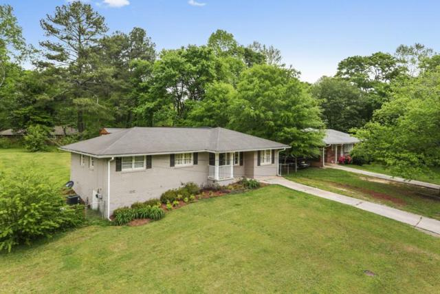 1456 Thunderwood Lane, Mableton, GA 30126 (MLS #6555376) :: The Zac Team @ RE/MAX Metro Atlanta