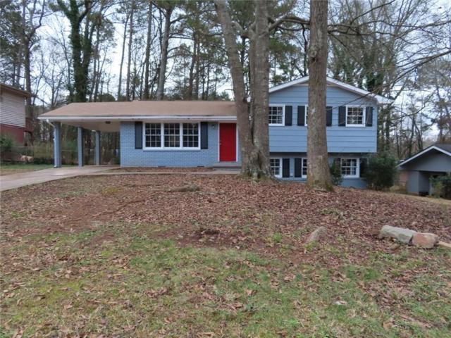 2613 Mcglynn Drive, Decatur, GA 30034 (MLS #6555405) :: The Zac Team @ RE/MAX Metro Atlanta