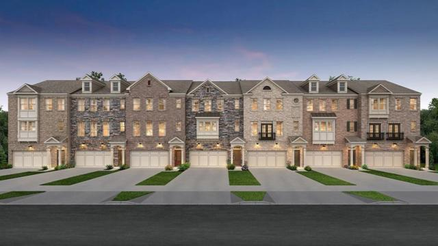 5378 Terrace Bend Place #35, Peachtree Corners, GA 30092 (MLS #6555518) :: Iconic Living Real Estate Professionals