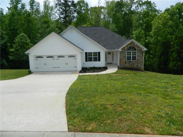 3863 Berkshire Ridge Drive, Gainesville, GA 30506 (MLS #6555580) :: The Zac Team @ RE/MAX Metro Atlanta
