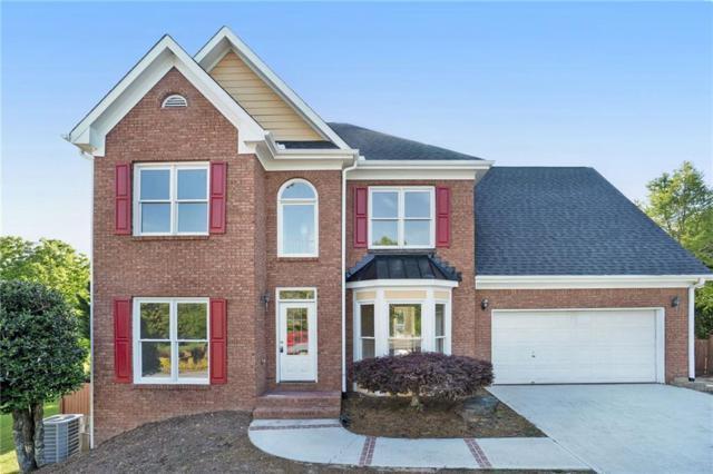 1445 Holly Manor Drive, Loganville, GA 30052 (MLS #6555583) :: The Stadler Group