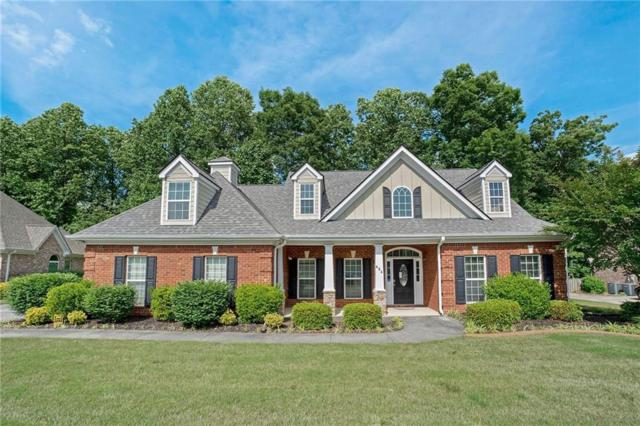 406 Big Sam Circle, Loganville, GA 30052 (MLS #6555585) :: Iconic Living Real Estate Professionals