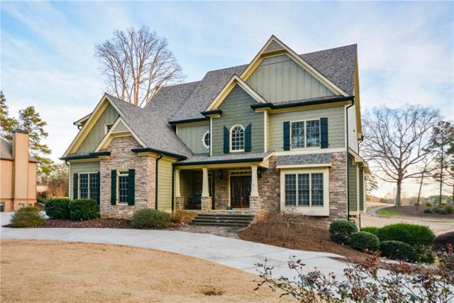 3866 Shiloh Trail W, Kennesaw, GA 30144 (MLS #6555586) :: RE/MAX Paramount Properties