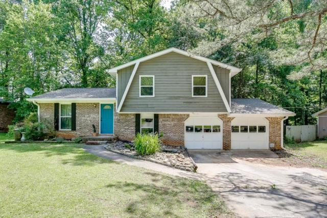 321 Amberwood Drive, Lawrenceville, GA 30044 (MLS #6555596) :: Barbara Buffa