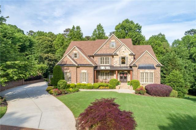 14691 Timber Point, Alpharetta, GA 30004 (MLS #6555598) :: Iconic Living Real Estate Professionals