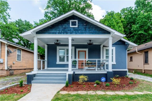 1272 Hill Street SE, Atlanta, GA 30315 (MLS #6555611) :: Iconic Living Real Estate Professionals