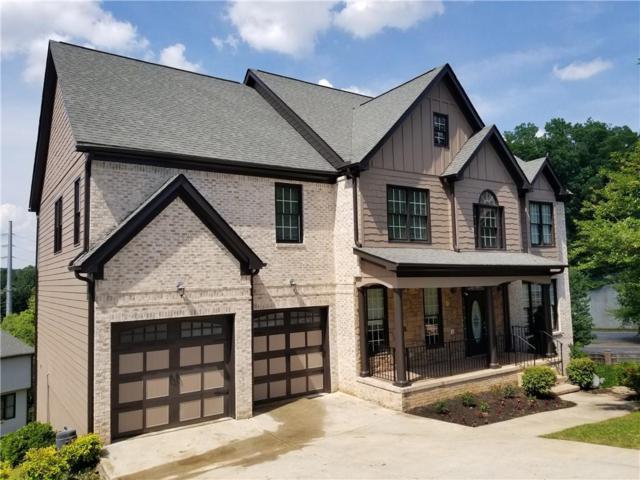 3306 Chastain Ridge Drive, Marietta, GA 30066 (MLS #6555635) :: RE/MAX Paramount Properties