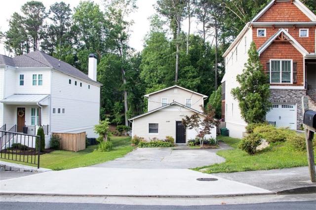 1066 Mendell Circle NE, Brookhaven, GA 30319 (MLS #6555657) :: RE/MAX Paramount Properties