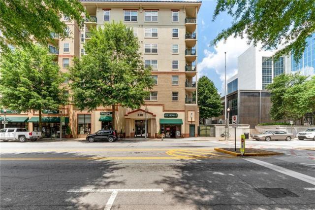 230 E Ponce De Leon Avenue #422, Decatur, GA 30030 (MLS #6555662) :: RE/MAX Paramount Properties