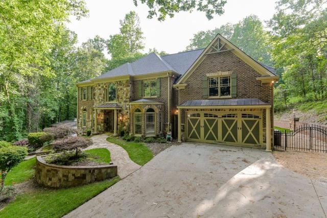 4955 Burnt Hickory Road NW, Kennesaw, GA 30152 (MLS #6555664) :: Iconic Living Real Estate Professionals