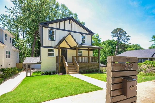 1972 Cambridge Avenue, College Park, GA 30337 (MLS #6555714) :: The Zac Team @ RE/MAX Metro Atlanta