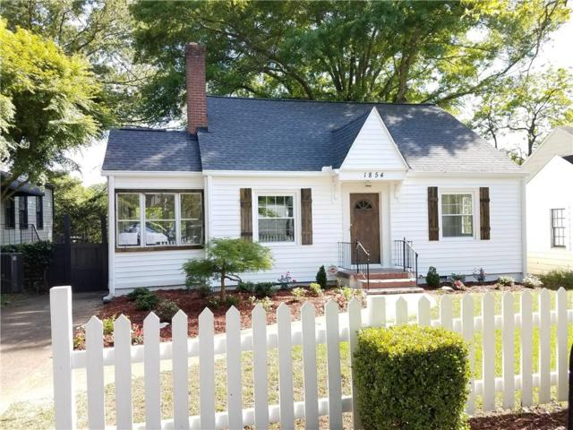 1854 Spring Avenue, East Point, GA 30344 (MLS #6555716) :: The Zac Team @ RE/MAX Metro Atlanta