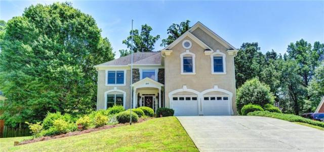 2515 Oakvale Place, Tucker, GA 30084 (MLS #6555720) :: RE/MAX Paramount Properties