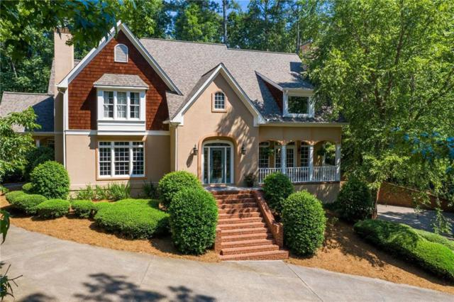 16 Bedford Ridge NW, Cartersville, GA 30121 (MLS #6555731) :: Iconic Living Real Estate Professionals