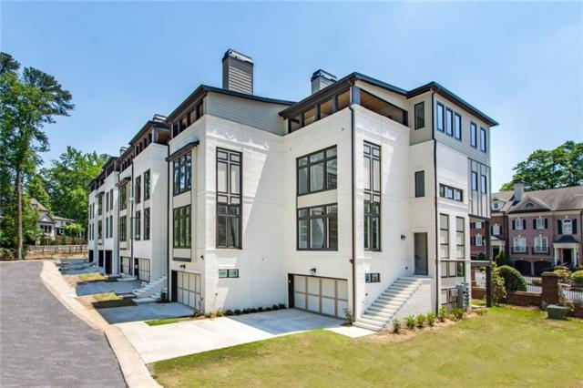 3491 Roxboro Road NE #2, Atlanta, GA 30326 (MLS #6555766) :: Kennesaw Life Real Estate