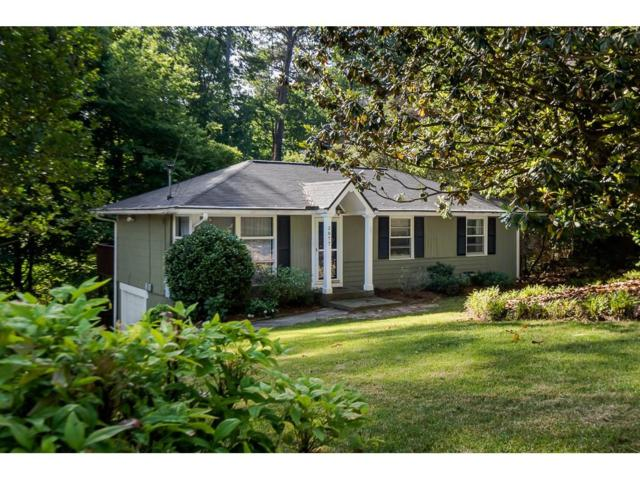 2877 Parkridge Drive NE, Brookhaven, GA 30319 (MLS #6555782) :: The Zac Team @ RE/MAX Metro Atlanta