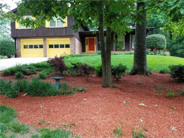 4035 Shady Circle NW, Lilburn, GA 30047 (MLS #6555810) :: Hollingsworth & Company Real Estate