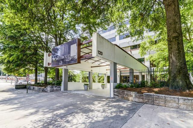 120 Ralph Mcgill Boulevard NE #109, Atlanta, GA 30308 (MLS #6555812) :: RE/MAX Paramount Properties