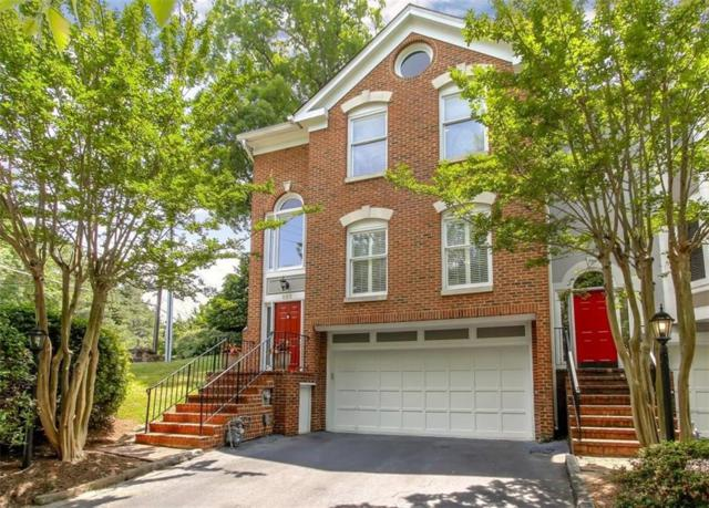 895 Embassy Court NE, Atlanta, GA 30324 (MLS #6555848) :: RE/MAX Paramount Properties