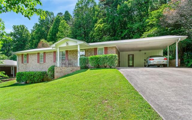 1711 Smithwood Drive, Marietta, GA 30062 (MLS #6555850) :: The Zac Team @ RE/MAX Metro Atlanta