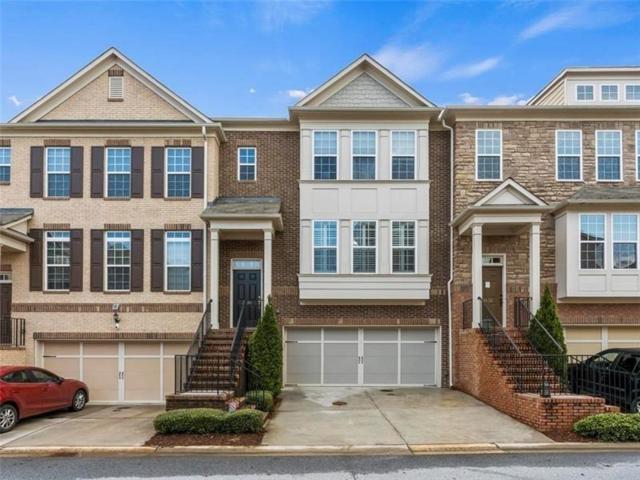 2436 Hadlow Lane #25, Atlanta, GA 30339 (MLS #6555865) :: Kennesaw Life Real Estate
