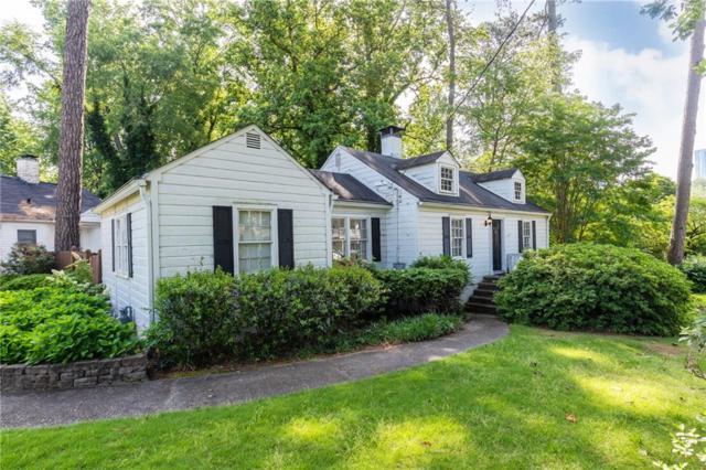 205 Old Ivy Road NE, Atlanta, GA 30342 (MLS #6555879) :: Kennesaw Life Real Estate