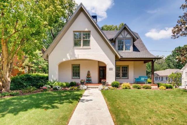 1384 Middlesex Avenue NE, Atlanta, GA 30306 (MLS #6555882) :: Dillard and Company Realty Group