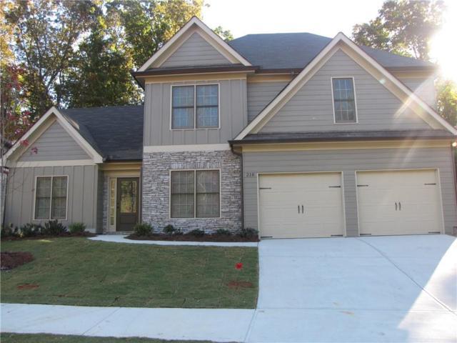 218 Jefferson Avenue, Canton, GA 30114 (MLS #6555910) :: Kennesaw Life Real Estate