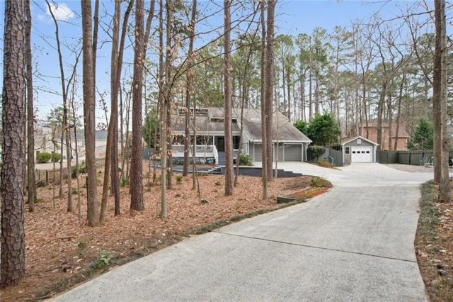 4200 Gunnin Road, Peachtree Corners, GA 30092 (MLS #6555946) :: Buy Sell Live Atlanta