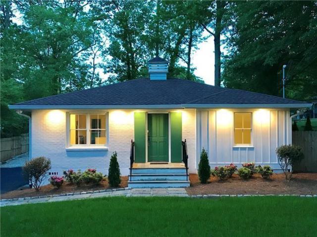 1036 Oakview Drive SE, Smyrna, GA 30080 (MLS #6556006) :: Iconic Living Real Estate Professionals
