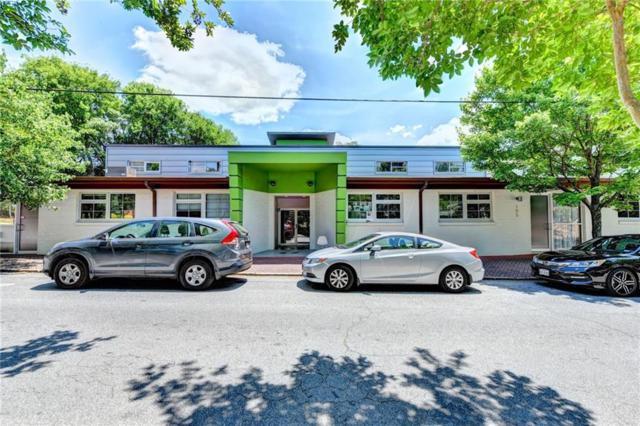 172 Carroll Street #107, Atlanta, GA 30312 (MLS #6556008) :: Iconic Living Real Estate Professionals