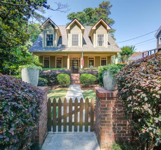 2285 Plaster Avenue NE, Atlanta, GA 30305 (MLS #6556042) :: RE/MAX Paramount Properties