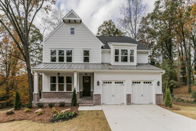1174 Church Street SE, Smyrna, GA 30080 (MLS #6556046) :: Kennesaw Life Real Estate