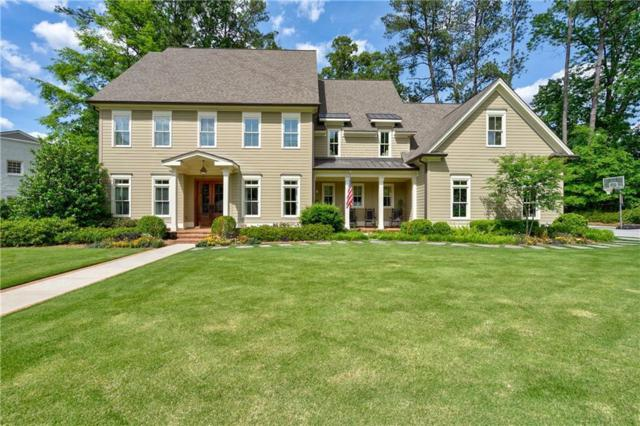 4595 Millbrook Drive, Atlanta, GA 30327 (MLS #6556092) :: Dillard and Company Realty Group