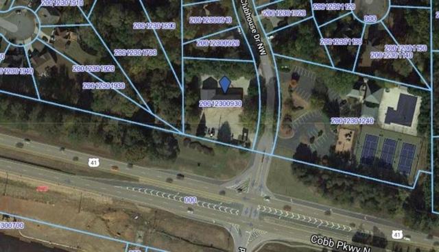 3182 Hwy 41 Highway, Kennesaw, GA 30106 (MLS #6556094) :: The Zac Team @ RE/MAX Metro Atlanta
