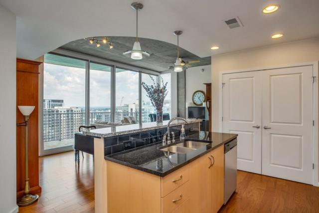 860 Peachtree Street NE #1917, Atlanta, GA 30308 (MLS #6556098) :: RE/MAX Paramount Properties