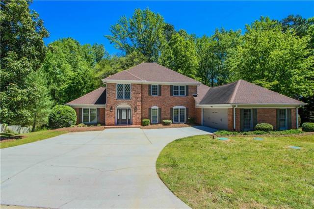 530 Hawthorne Drive, Fayetteville, GA 30214 (MLS #6556118) :: North Atlanta Home Team