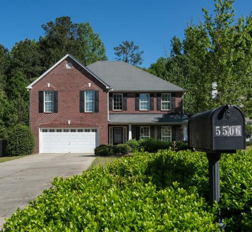 5506 Mossy View Drive, Douglasville, GA 30135 (MLS #6556137) :: Iconic Living Real Estate Professionals