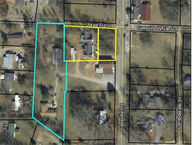1787 Cassville Road, Cartersville, GA 30121 (MLS #6556175) :: RE/MAX Paramount Properties
