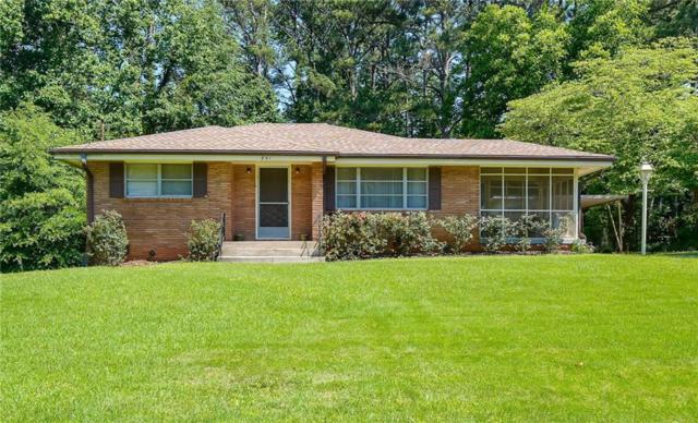 851 Lake Court SE, Smyrna, GA 30082 (MLS #6556206) :: Hollingsworth & Company Real Estate
