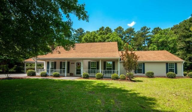 503 Brooks Road, Brooks, GA 30205 (MLS #6556214) :: Iconic Living Real Estate Professionals