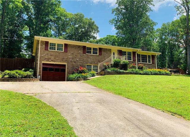 5531 Forest Drive, Acworth, GA 30102 (MLS #6556283) :: Hollingsworth & Company Real Estate