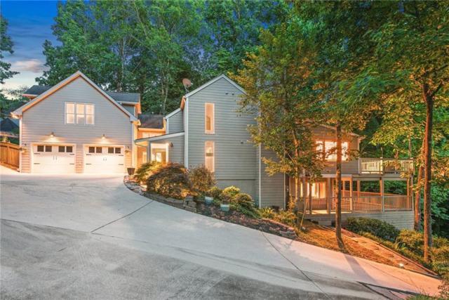 1265 Old Woodbine Road, Atlanta, GA 30319 (MLS #6556326) :: RE/MAX Paramount Properties