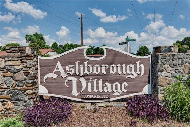 1820 Ashborough Road SE A, Marietta, GA 30067 (MLS #6556339) :: Kennesaw Life Real Estate