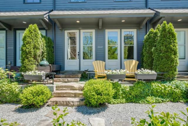 2047 Telfair Circle NE #2047, Atlanta, GA 30324 (MLS #6556353) :: Iconic Living Real Estate Professionals
