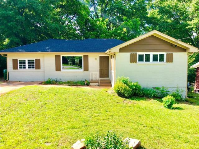 1606 Tanager Circle, Decatur, GA 30032 (MLS #6556378) :: Rock River Realty